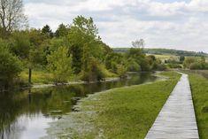 Wet meadows to the Source   Norges-la-Ville, France   Territoires Landscape Architects