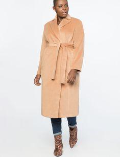 b1cbb90e33b 23 Winter-Friendly Coats That Ring In Under  150  refinery29 Black Pea Coats