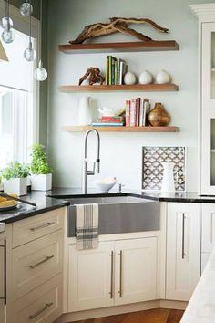 7 Corner Kitchen Sinks Ideas Corner Sink Kitchen Corner Sink Kitchen Remodel