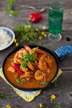 Shrimp Etouffée - Spicy, Salty, Delicious! at Cooking Melangery