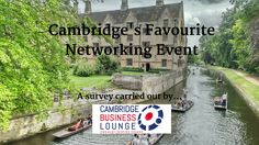 Cambridge's Favourite Networking Event