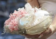 wedding bouquet from preserved flowers from Svetlana Lunin