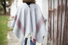 Poncho Fashion  poncho  mantasdegrazalema  madeinspain  handmade  wool   lana  women  style  cape fa06152f507