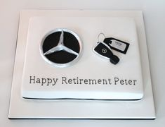 Mercedes Benz Cake - Sweetie Darling CakesSweetie Darling Cakes