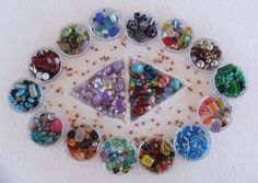 A collection of #Jewelry Making Beads