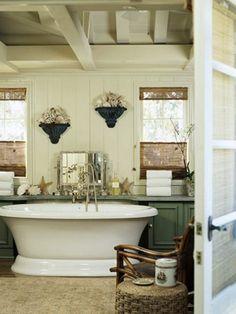 fresh cottage decor | cottage bathroom decorating design 500x666 Bathroom Design Cottage ...