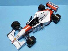 F1 Paper Model - GP France Peugeot 1994 McLaren MP4-9 Free Paper Car Download - http://www.papercraftsquare.com/f1-paper-model-gp-france-peugeot-1994-mclaren-mp4-9-free-paper-car-download.html#124, #Car, #F1, #F1PaperModel, #FormulaOne, #McLaren, #McLarenMP4, #McLarenMP49, #PaperCar
