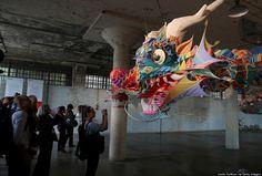 Dissident Artist Ai Weiwei Finds Freedom in Alcatraz