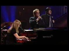 Makin Whoopee: Diana Krall, Elvis Costello, Elton John