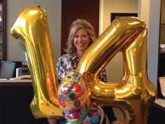Jeanine Bondi, CSP, VP & Sr. Managing Director of LLoydIT, is in her 14th year at LLoyd!