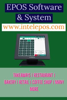Epos System for Takeaway Order Management System, Can Run, About Uk, All In One, Software, Restaurant, Business, Diner Restaurant, Store