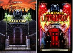 Lexile:  790L Darkside;  810L LifeBlood.  Series by Tom Becker.   A bone-chilling thriller about the Darkside of London, where vampires and werewolves stalk the streets and evil lurks.  Recommended by Joan Gudorf. Fairborn City Schools.
