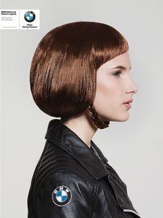 Publicité - Creative advertising campaign - BMW: Helmet Hair