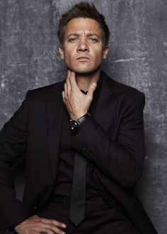 Jeremy Renner by Cliff Watts