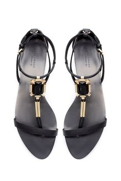 9fcd4f0dce2b3 Sandalias-joya Zara Sandals, Zara Shoes, Women's Shoes Sandals, On Shoes,