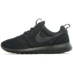Nike Roshe One Women's ($105) ❤ liked on Polyvore featuring shoes, athletic shoes, nike footwear, lightweight shoes, nike shoes, light weight shoes and sporting shoes