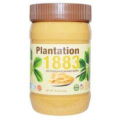 Bell Plantation, Plantation 1883, Creamy, Old Fashioned Peanut Butter, 16 oz (454 g) - iHerb.com