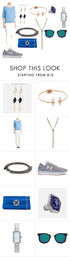 """""""keep calm and love fashion"""" by emmamegan-5678 ❤ liked on Polyvore featuring Avenue, Rebecca Minkoff, malo, Nina Ricci, Lynn Ban, Under Armour, Manolo Blahnik, Marc Jacobs and Spitfire"""