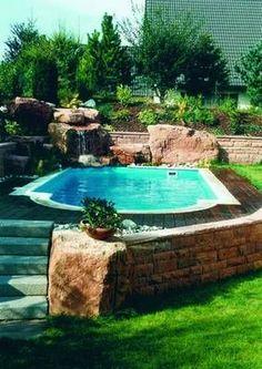Komplett-Set Future Pool Power S 3,50 x 7,00 x 1,50 m