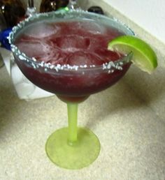 New Fav margarita recipe stolen from two awesome sisters.