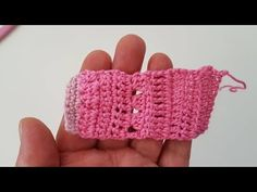 Crochet school for beginner/English subtittle Fingerless Gloves, Arm Warmers, Crochet Hats, English, School, Youtube, Blog, Amigurumi, Fingerless Mitts