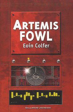 Artemis Fowl 3 : Code Eternité - Eoin Colfer (2003)