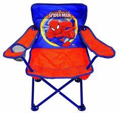 Spider-Man Fold N' Go Chair