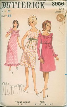 Exclusive Image of Old Sewing Patterns Old Sewing Patterns Fun Patterns Vintage Patterns Are Old Sewing Patterns Worth Anything Sewing Patterns For Kids, Dress Sewing Patterns, Cool Patterns, Vintage Sewing Patterns, Clothing Patterns, Sewing Ideas, Sewing Crafts, Retro Outfits, Vintage Outfits