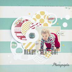 Alex Gadji - Ready Set Go