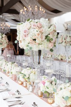Flowers by Cina featured in Strictly Weddings- Luxury Glam Wedding at Monarch Beach Resort Strictly Weddings, Real Weddings, Floral Centerpieces, Wedding Centerpieces, Centrepieces, Centerpiece Ideas, Wedding Videos, Wedding Photos, Wedding Reception Decorations