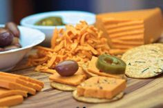 <p>From smooth and spreadable to ooey-gooey melty goodness, these vegan cheeses rock!</p>
