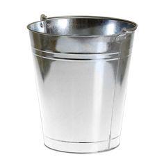 10 Litre Metal Bucket  from Bunnings Warehouse at Crossroads Homemaker Centre