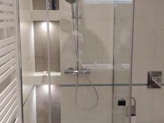 Znalezione obrazy dla zapytania prysznic wnęka