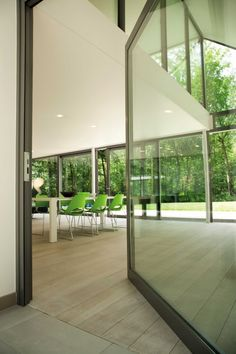 Van Acker Sissau villa | Reynaers Aluminium