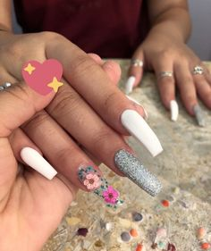 How to Remove Acrylic Nails with a Manicure & Pedicure Tool Hard Nails, How To Do Nails, Dope Nails, Nails On Fleek, Hair And Nails, My Nails, Prom Nails, Matte Nails, Black Nails