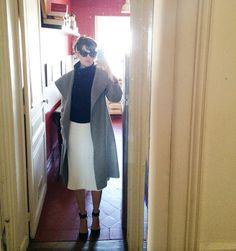 Elle fashion editor Leah
