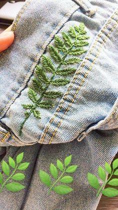e660c8f3e1f4 Excellent    Embroidery Design Uk. Jean Embroidery