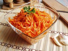 Koreai csípős répasaláta – Katarzis Hungarian Recipes, Korean Food, Clean Eating, Food And Drink, Vegan, Cooking, Cook Books, Foods, Diet