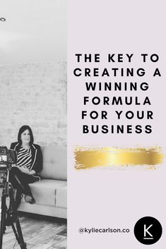 The Key to Creating a Winning Formula for Your Business