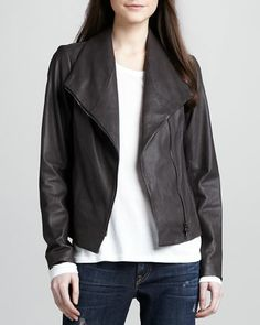 Leather Jacket at migleathers.com