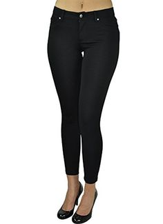 Alfa Global Skinny Dress Pants Black Small - Brought to you by Avarsha.com