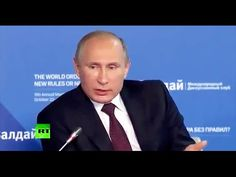 Putin On The US Role In Creating ISIS, Terrorist Oil Smuggling And Our Common Interests ⋆ UFP NEWS