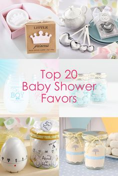 The talk baby shower giveaways for boys