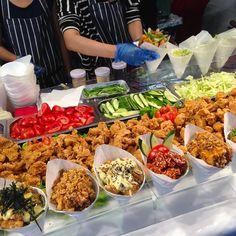 Things To Do In London: Visit Sunday UpMarket, E1 (korean food)