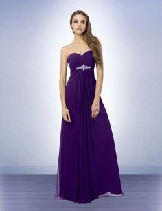 2d44d888d879 15 Best Bill Levkoff Sangria Chiffon images | Bridal gowns, Bridal ...
