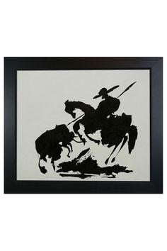 Pablo Picasso Pablo Picasso, Bullfight I
