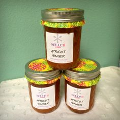 Apricot Ginger Jam by Kelle B Jammin' on Gourmly