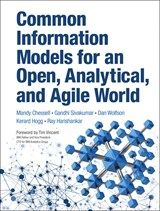 Common Information Models for an Open, Analytical, and Agile World co-authored by Mandy Chessell CBE