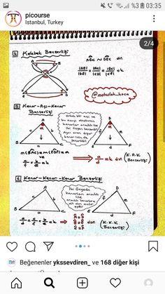 Learn Turkish, Geometry, Literature, Study, Journal, Math, Learning, Tumblr, Activities
