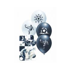 Siyah Beyaz Kartal Balon
